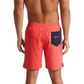 """Nike Swim JDI Vital 7"""" Short de bain Volley Homme, ember glow"""